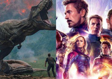 Jurassic World 3 Avengers: Endgame Chris Pratt