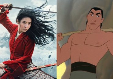 Mulan 2020 Li Shang