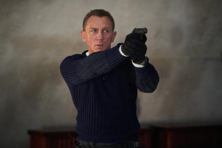 No Time to Die James Bond