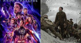 Oscars 2020 1917 Avengers Endgame