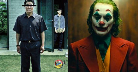 Parasite Joker Oscars 2020