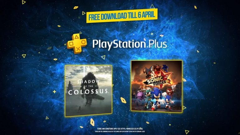 March 2020: PlayStation Plus Free Games Revealed