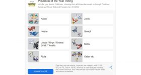 Pokemon Vote on Google
