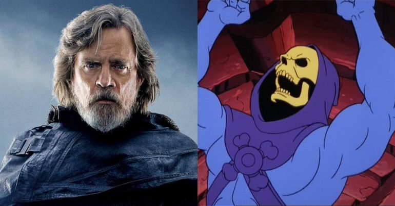 Mark Hamill Will Voice Skeletor in Kevin Smith/Netflix MASTERS OF THE UNIVERSE