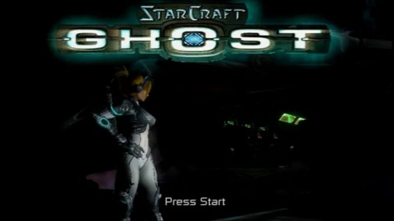New gameplay from Blizzard's cancelled Starcraft: Ghost emerges from a leaked build