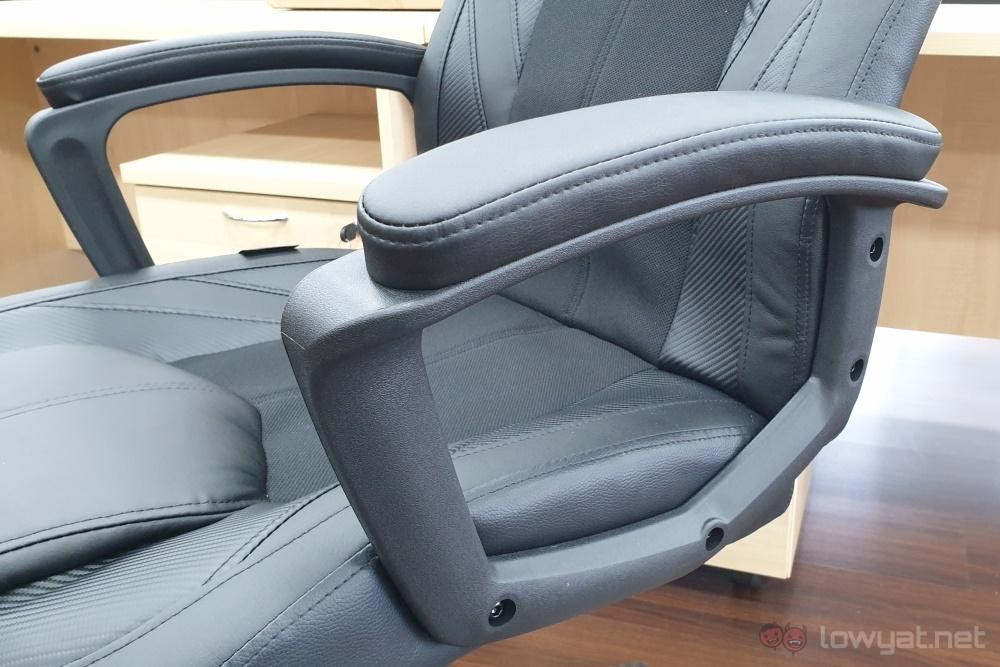 TTRacing Duo V3 armrest frame