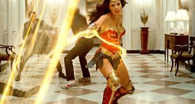 Coronavirus Covid-19 Wonder Woman 1984
