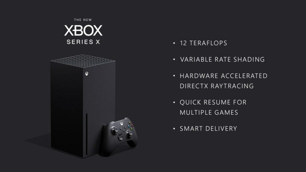 Xbox Series X specs