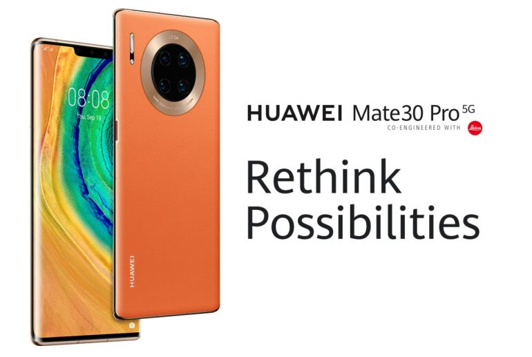 Huawei Mate 30 Pro 5G To Arrive This Month For RM4,199 3