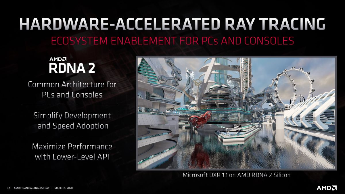 AMD confirms Big Navi graphics cards as first RDNA 2 products