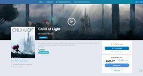 Child of Light free Uplay
