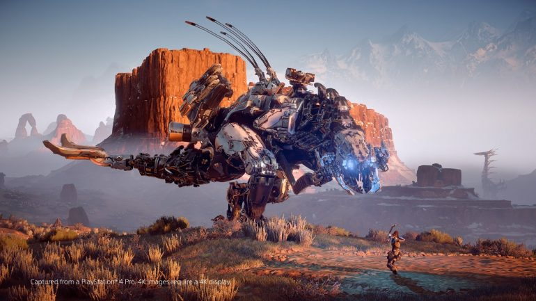 Horizon Zero Dawn Steam release date set for August 7
