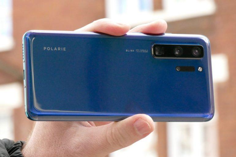 Huawei P40 Prototype