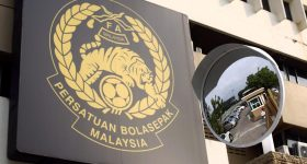 Malaysian Football suspended
