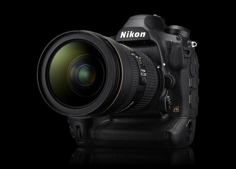 Nikon D6 Delayed
