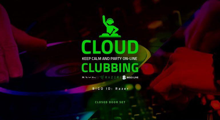 Razer Zouk Cloud Clubbing Experience