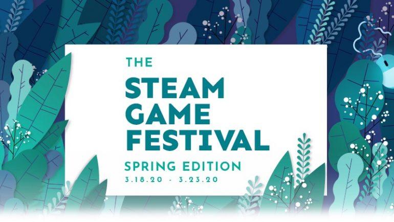 Steam Game Festival Spring Edition