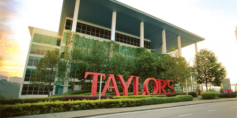 Taylor's University and College