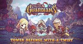 Tiny Guardians free Apple App Store