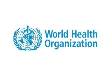 World Health Organisation WHO logo