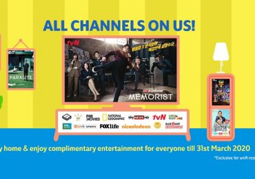 unifi TV all channels free