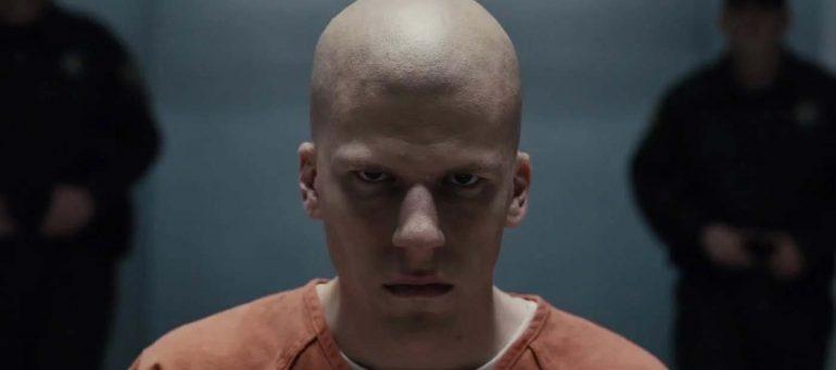 Justice League Snyder Cut Jesse Eisenberg