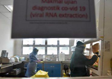 COVID-19 research lab MOH Malaydia Facebook