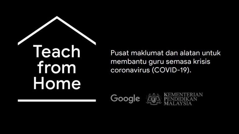 Google Teach from Home hub Malaysia
