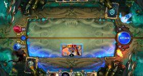 Legends of Runeterra board