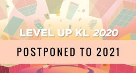Level Up KL 2020 postponed