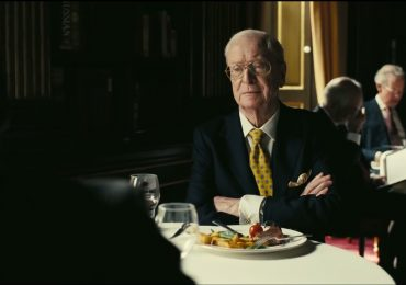 Tenet Christopher Nolan Michael Caine