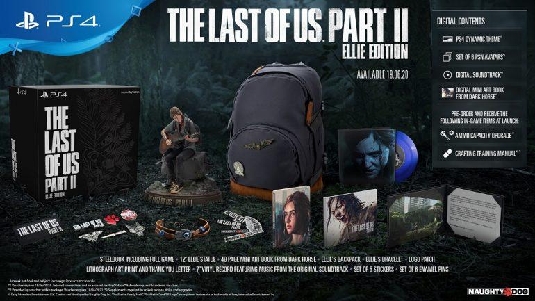 The Last of Us II Ellie Edition