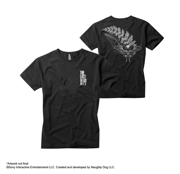 The Last of Us II limited edition T shirt