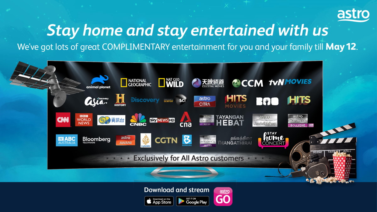 Astro To Discontinue Astro Go App On Lg Tv S Effective 30th