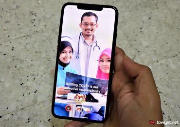 Gerak Malaysia app