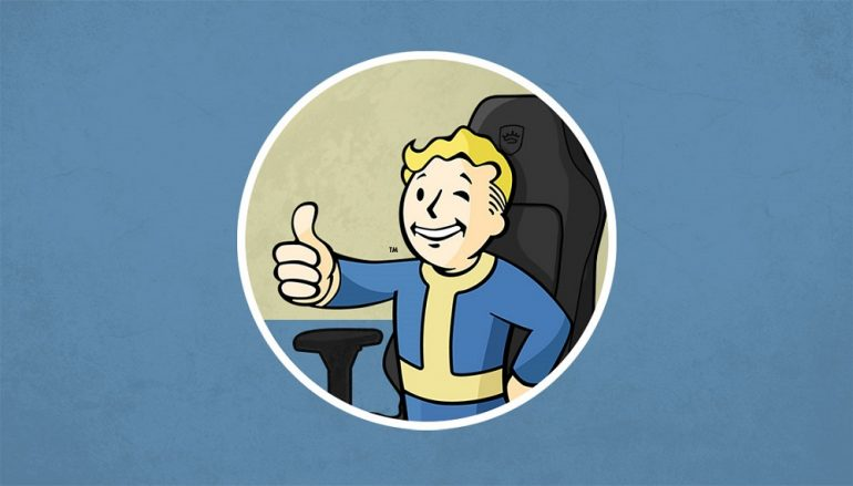 noblechairs Fallout