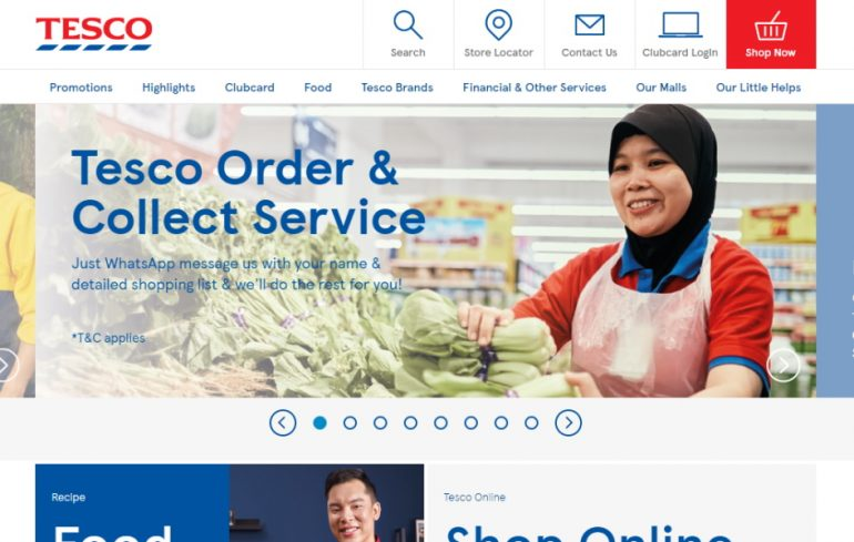 Tesco Offers WhatsApp-Based Personal Shopper Service | Lowyat.NET
