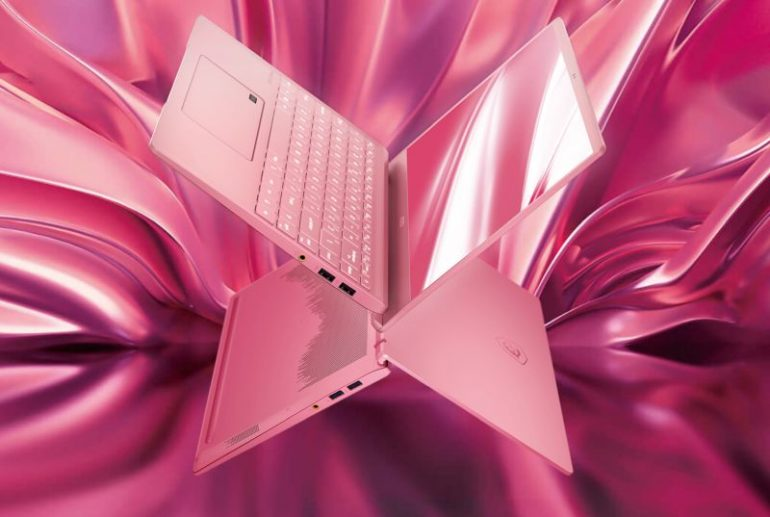 MSI Prestige 14 Now Available In Shade Of Pink | Lowyat.NET