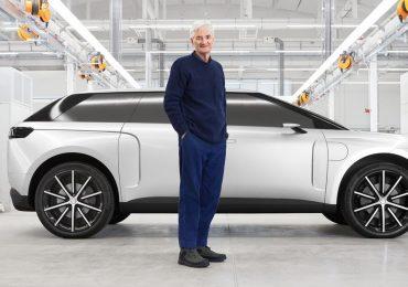 Dyson Electric SUV