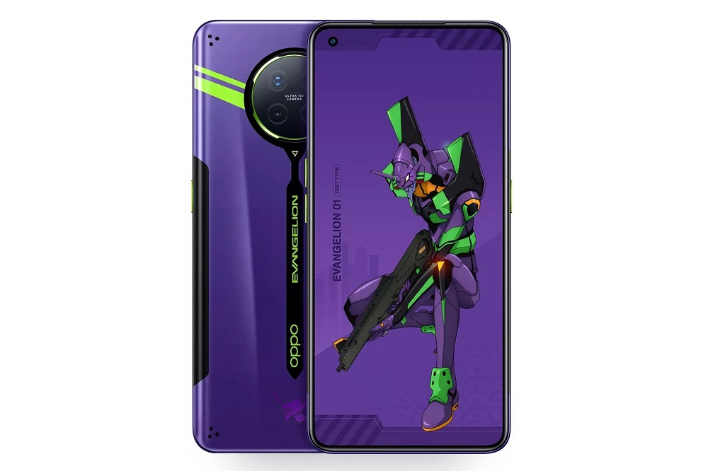 OPPO Rena Ace 2 EVA Limited Edition