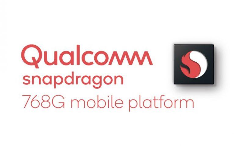 Qualcomm Announces Snapdragon 768G 5G Mobile Chipset