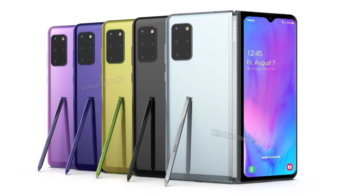 Samsung Galaxy Fold 2 Rumoured To Launch In August This Year