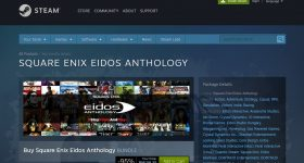 Square Enix Eidos Anthology