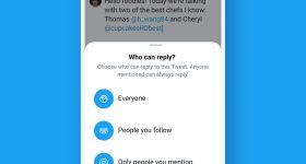Twitter Testing Tweet Replies 1