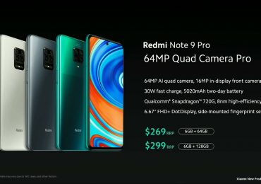 Xiaomi Redmi Note 9 Pro price