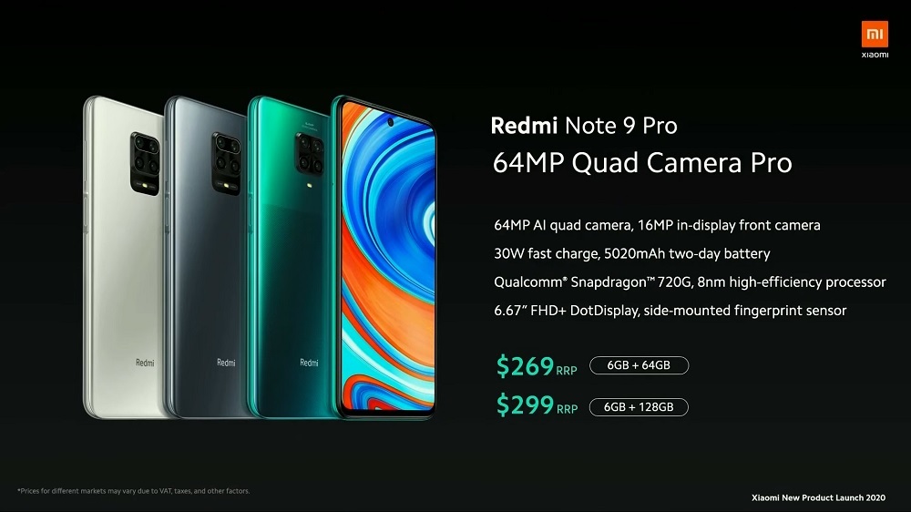Redmi Note 9 And Note 9 Pro Coming To Malaysia Mid May Alongside Mi Note 10 Lite And Standing Fan 1c Lowyat Net