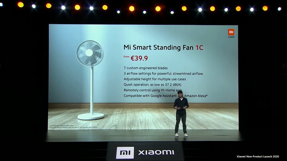 Xiaomi fan C1