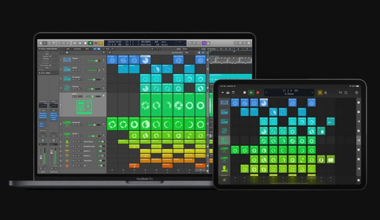 Apple releases 'major' update to Logic Pro X