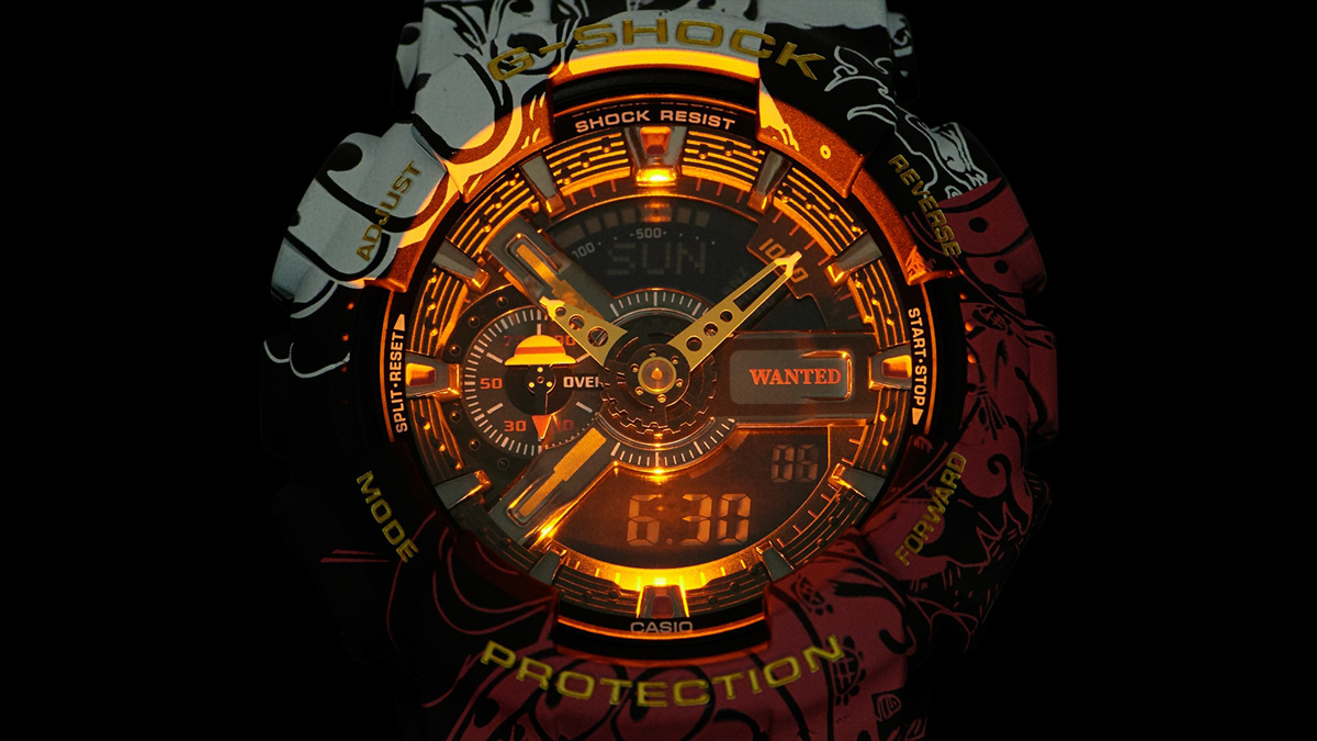 Casio G-Shock Announces Collaboration With Dragon Ball Z ...