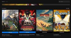 Epic Games Store ARK Survival Evolved SamSho collection